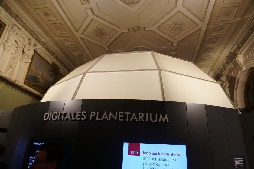 NHM Planetarium