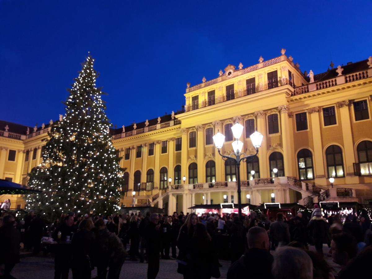 The most wonderful time of the year – Die schönsten Weihnachtsmärkte von Wien