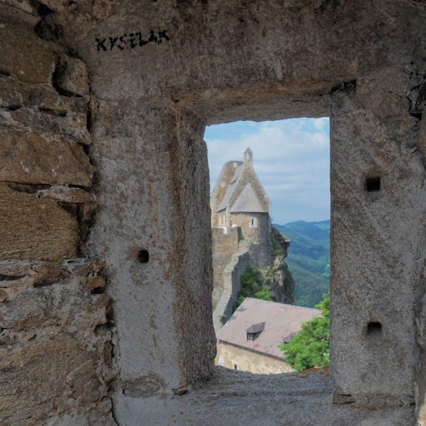 Mittelalterliches Österreich: Die Burg von Aggstein