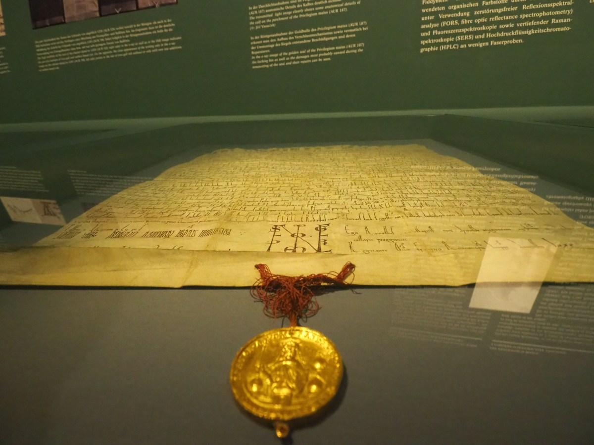 Mittelalterliches Österreich: #Funfact – Österreich und das Privilegium Maius