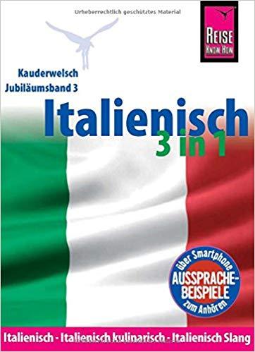 Reisevorbereitungen (1): Non parlo italiano