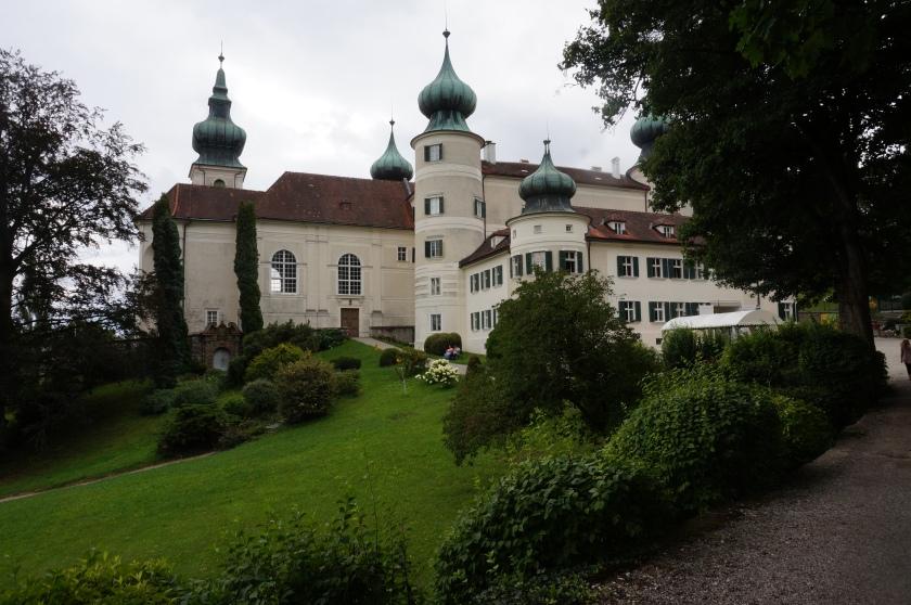 Kaiserliche Stadtfluchten: Schloss Artstetten