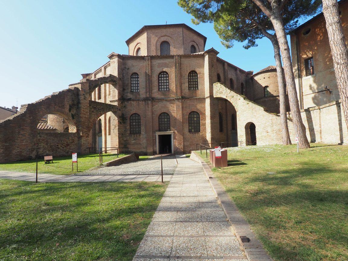 Ravenna – Nette Stadt, große Geschichte