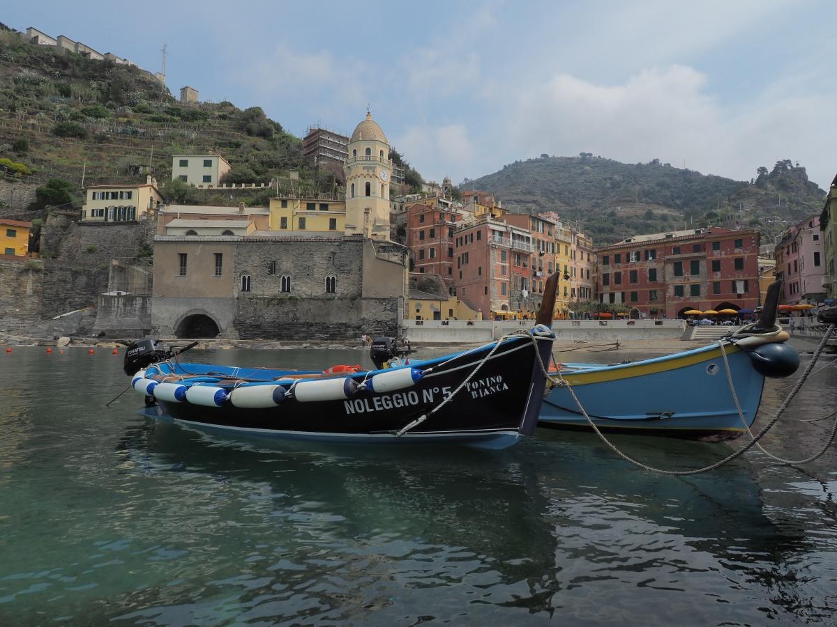 Le Cinque Terre – Die wohl malerischste Küstentour Italiens