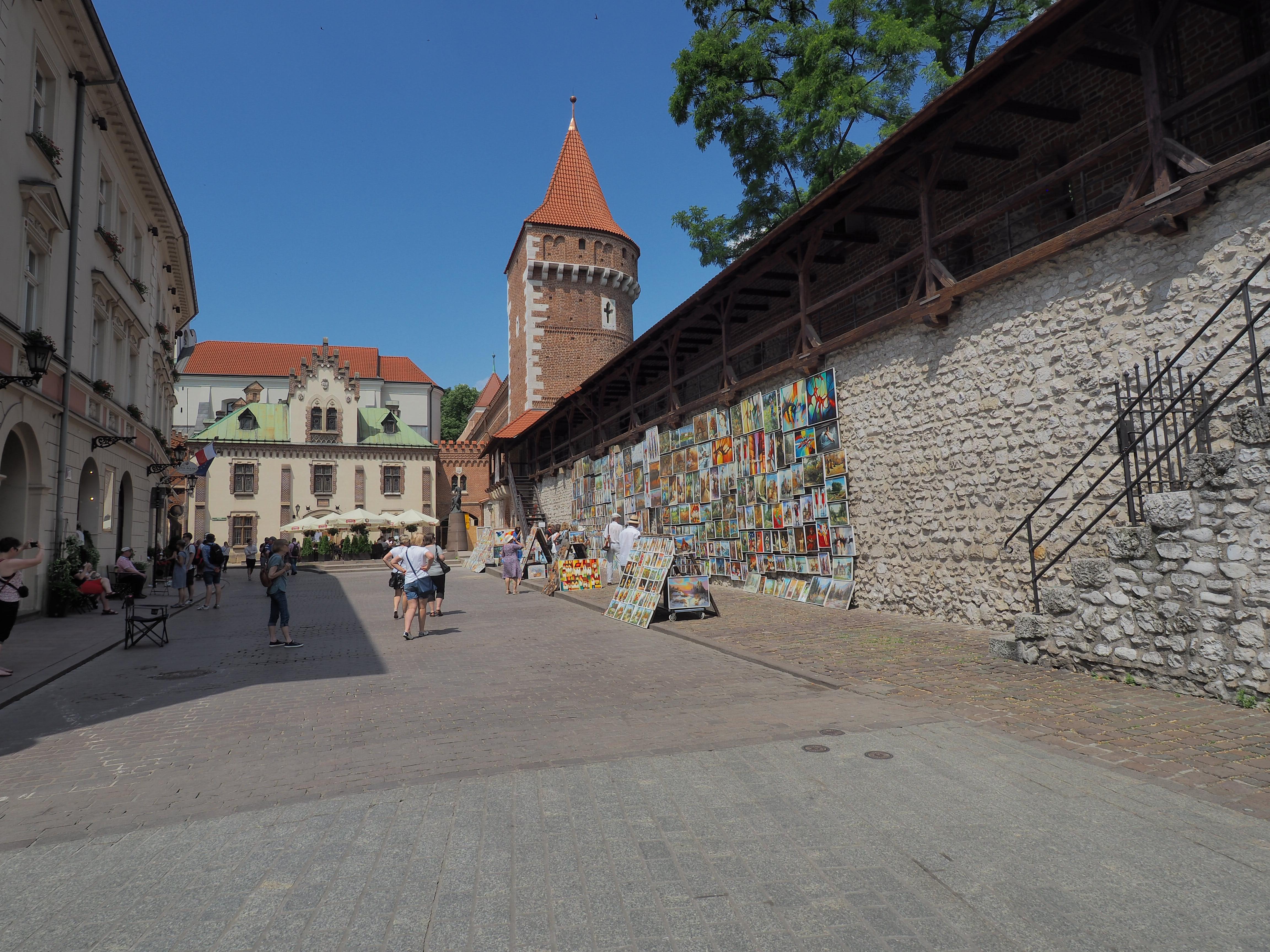 Der Königsweg in Krakau – Quer durch die Altstadt, quer durch die Geschichte