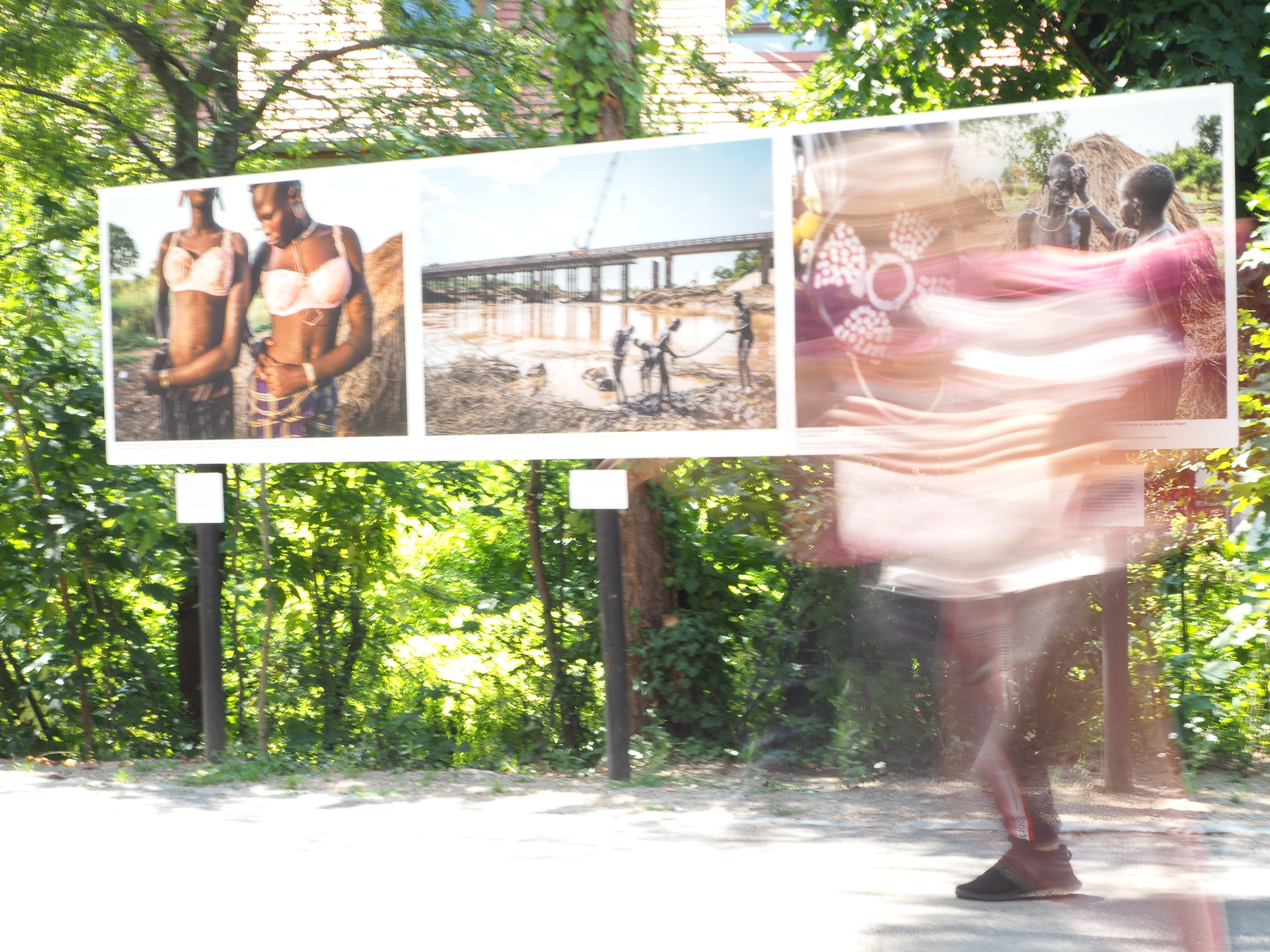 La Gacilly Fotofestival in Baden – Die Fotografen sind los…