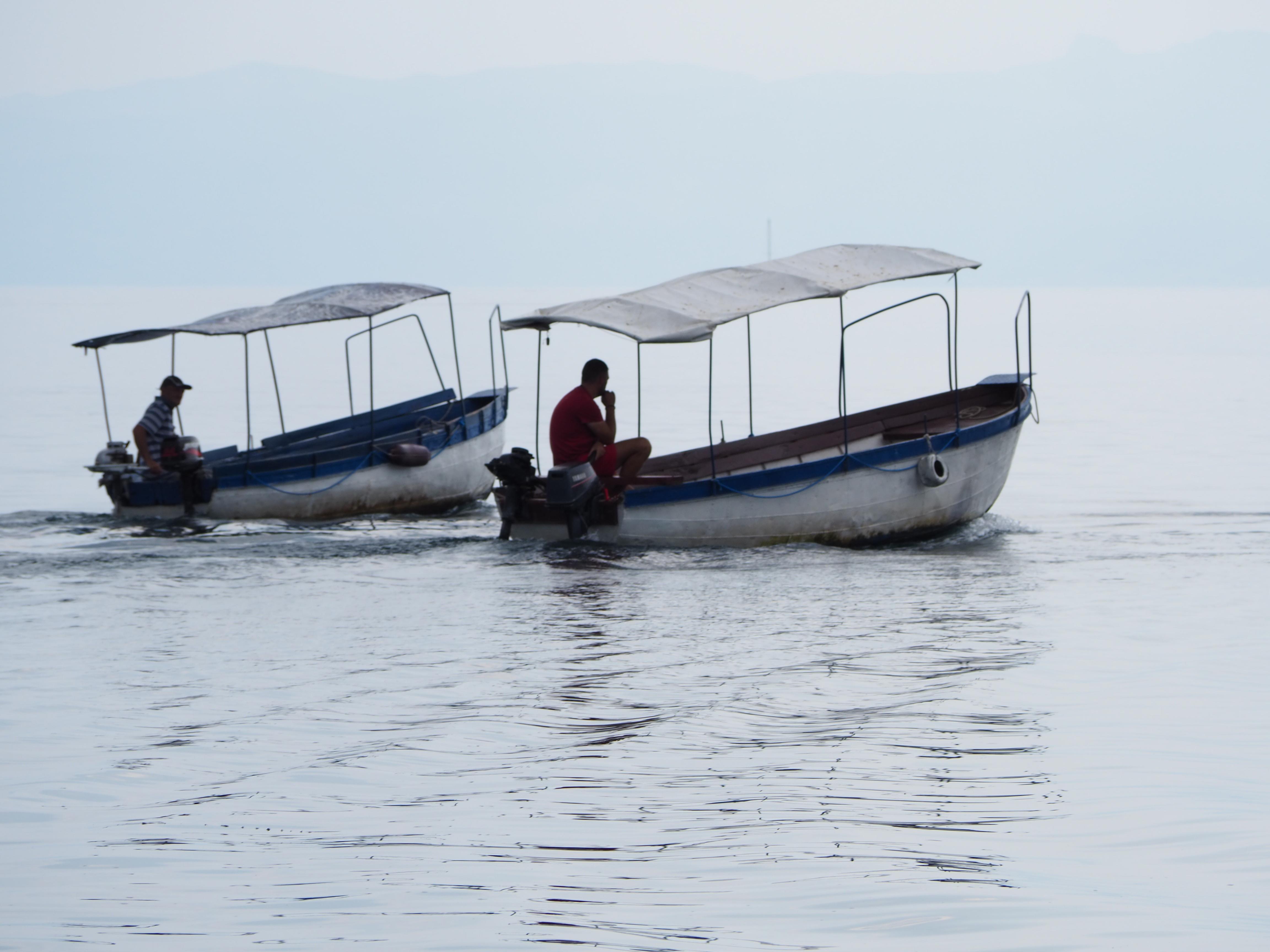 Ohrid – unterwegs am ältesten See Europas