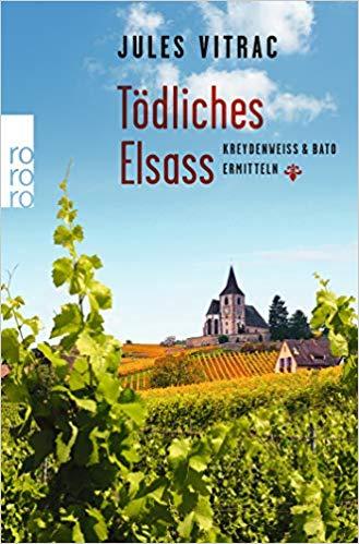 Die Madame Blanche sucht Eguisheim auf