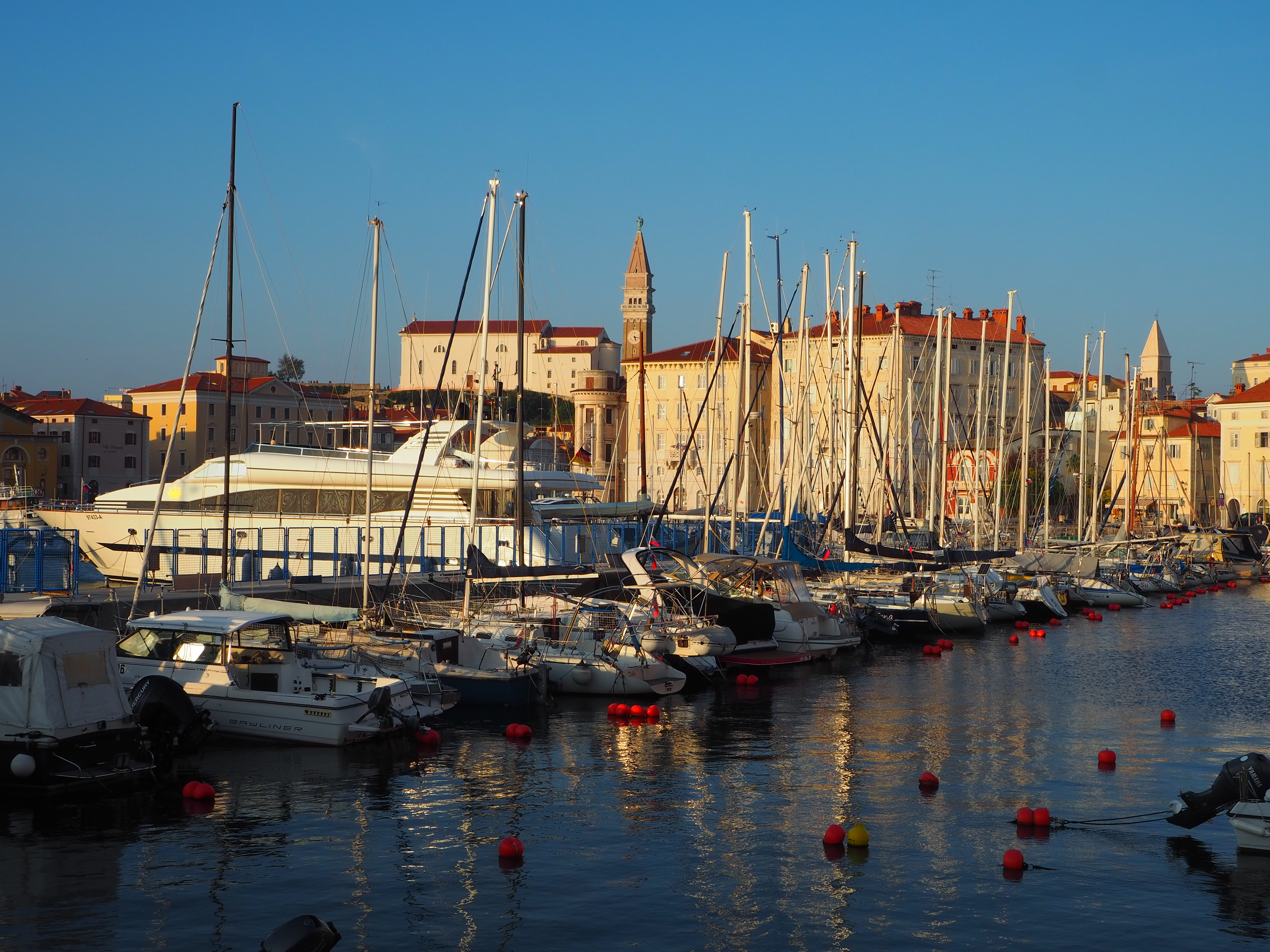 Piran – Sehnsuchtsort mit mittelalterlicher Atmosphäre in Istrien