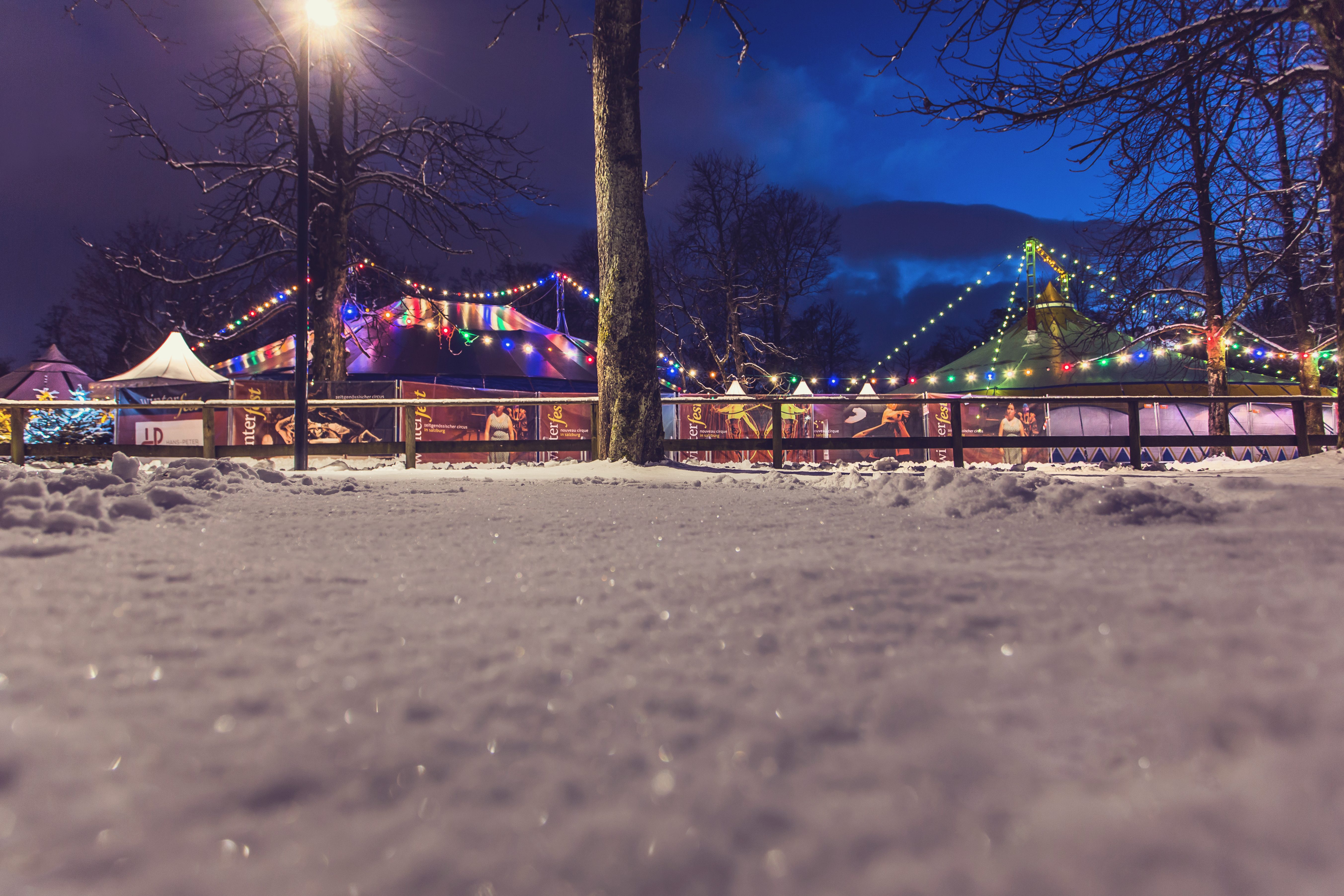 Zirkus-Weihnachten – Das Winterfest in Salzburg