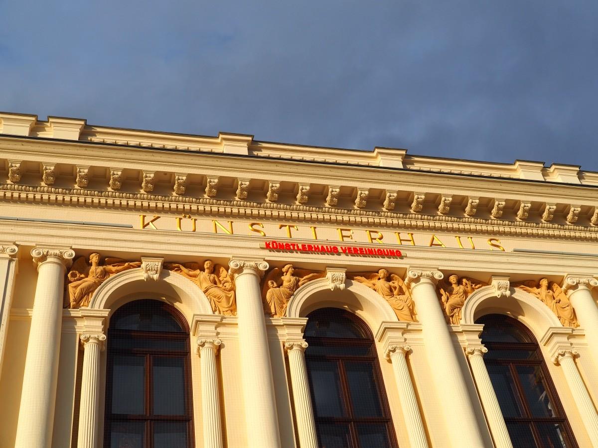 Künstlerhaus Reopened – Die Künstler kehren zurück an den Karlsplatz